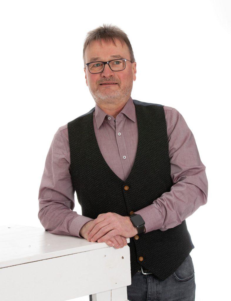 Reinhard Heymann, IT-Spezialist