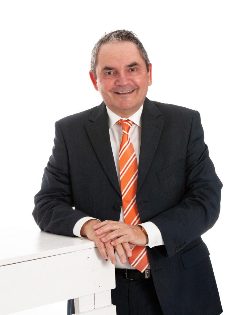 Ulrich Liebscher, Geschäftsführer